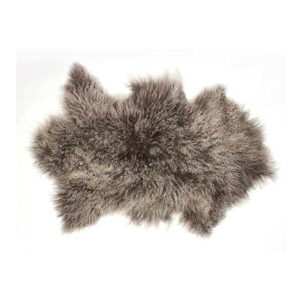 Ovčia kožušina Tibetian Frost, 80 cm