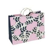 Ružová darčeková taška Tri-Coastal Design Navy Blush