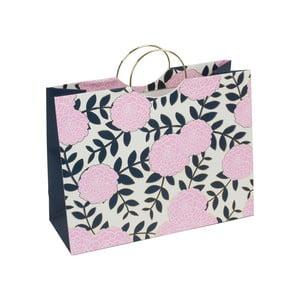 Darčeková taška Tri-Coastal Design Design Navy Blush, ružová