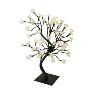 Záhradný dekoratívny strom s LED svetlami Nataniel, výška 40 cm
