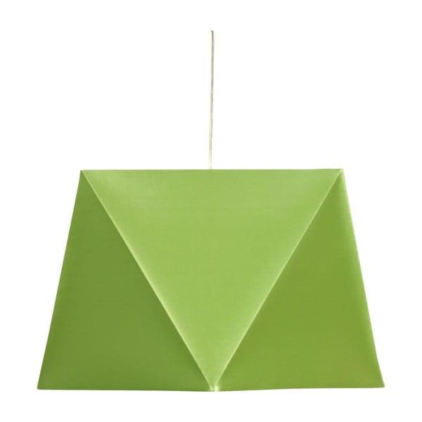 Závesné svetlo Hexagen, zelené