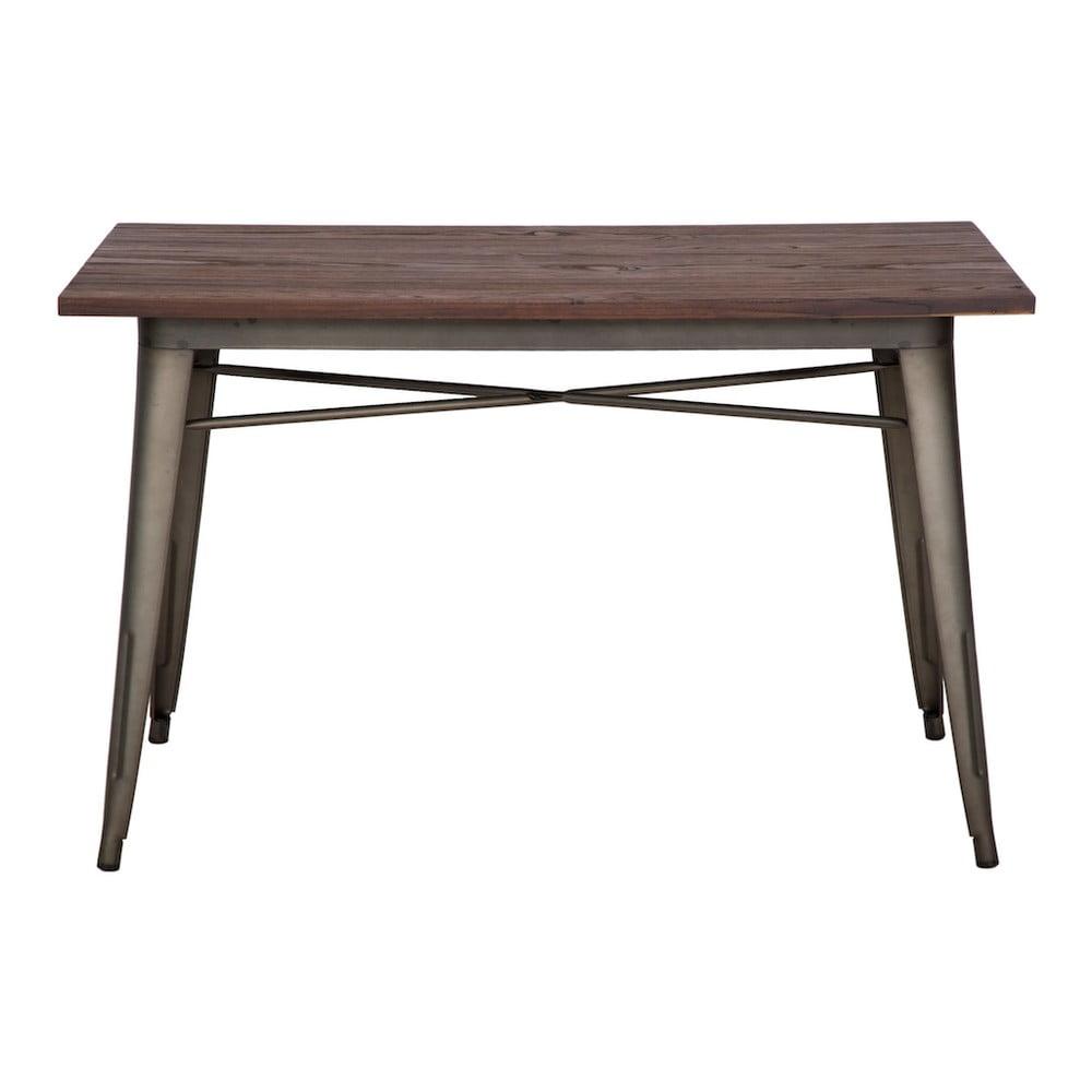 Jedálenský stôl Mauro Ferretti Detroit, 120 × 75 cm
