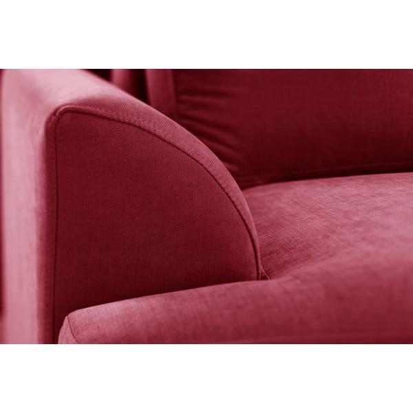 Dvojdielna sedacia súprava Jalouse Maison Irina, červená