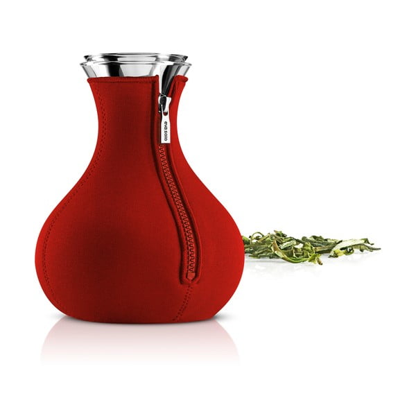 Červená čajová kanvica Eva Solo Neopren, 1l