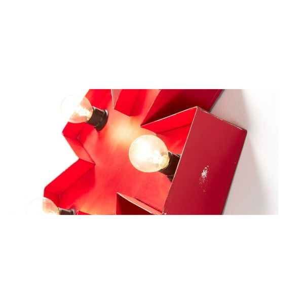 Nástenná svetelná dekorácia Clark