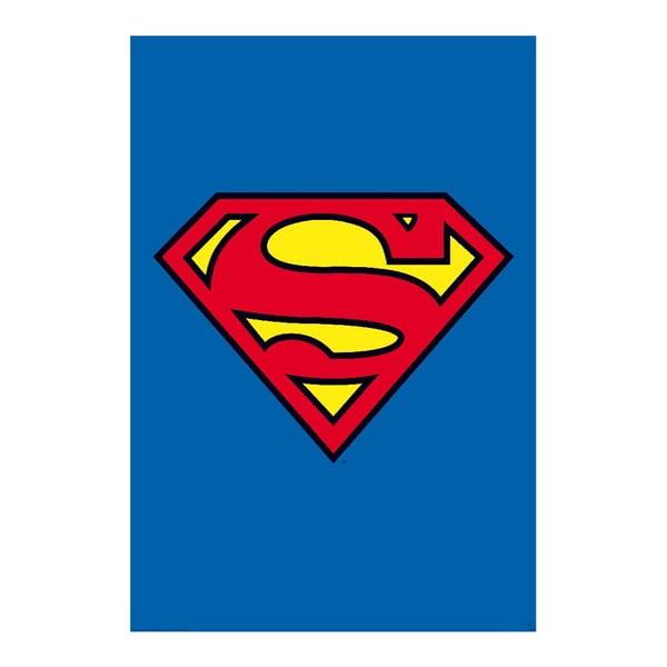 Veľkoformátová tapeta Superman, 158x232 cm