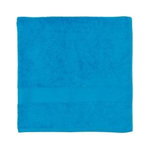 Modrá froté osuška Walra Frottier, 90×170 cm