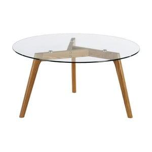 Kávový stolík Glass, 90x45 cm
