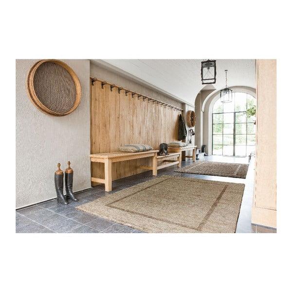 Vlnený koberec Giada, 60x120 cm
