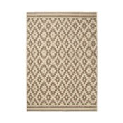 Hnedý koberec Think Rugs Cottage,160×220cm