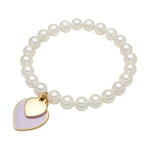 Perlový náramok Ula, perla 8 mm