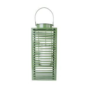Zelený lampáš Esschert Design Garden