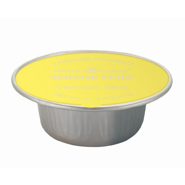 Vonná kapsula Serene Pod S - Lemon Zest, 5 g (6 ks)