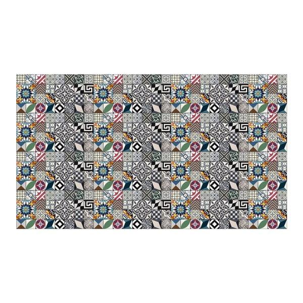 Vinylový koberec Nada Grey, 52x280 cm