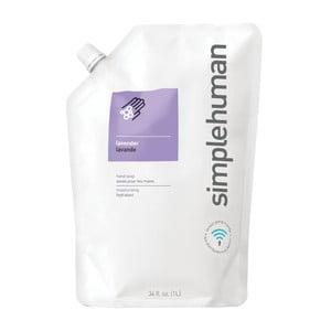 Hydratačné tekuté mydlo simplehuman levanduľa