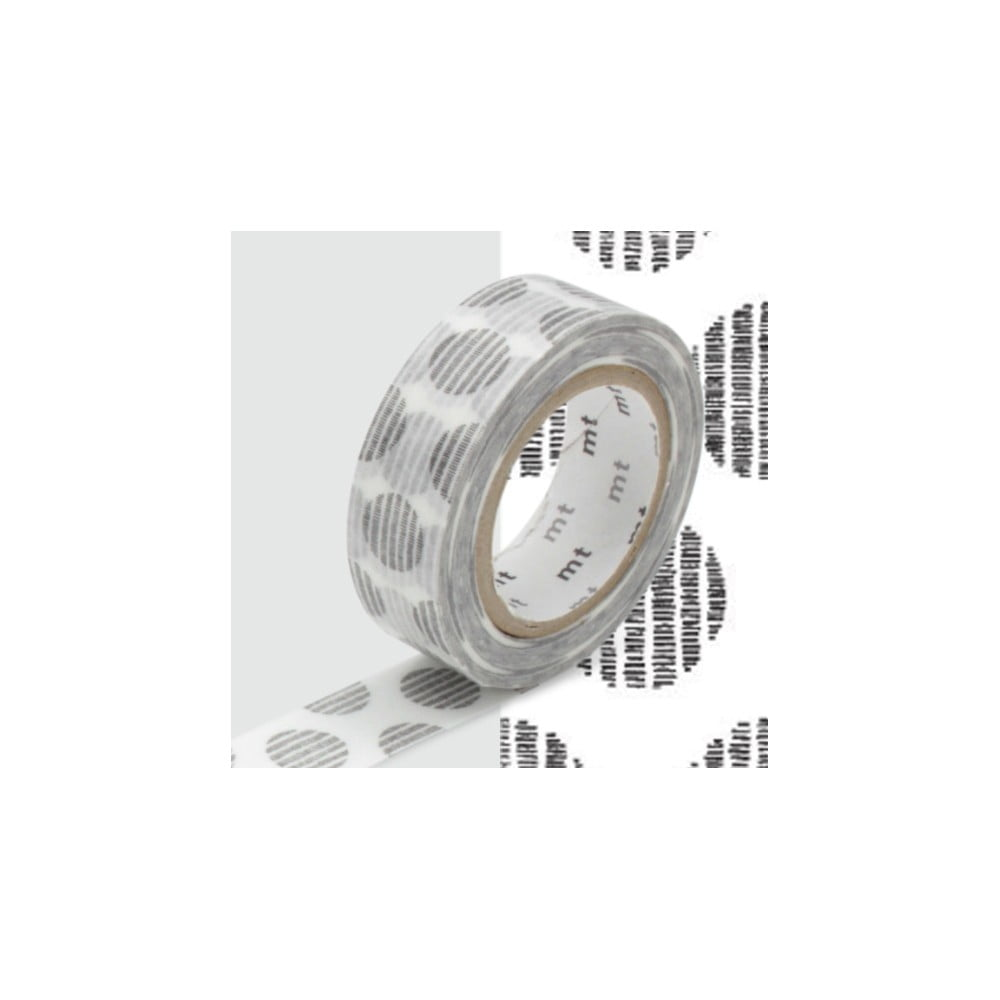 Washi páska MT Masking Tape Lucinde, návin 10 m
