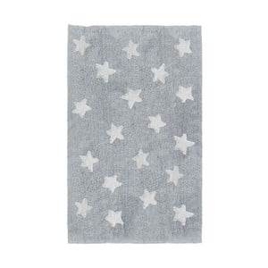 Sivý detský koberec Tanuki Stars, 120×160cm