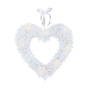 Svietiaca LED dekorácia Best Season Snowflake