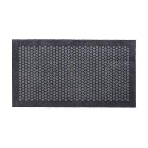 Sivá rohožka Tica Copenhagen Dot, 67 x 120 cm