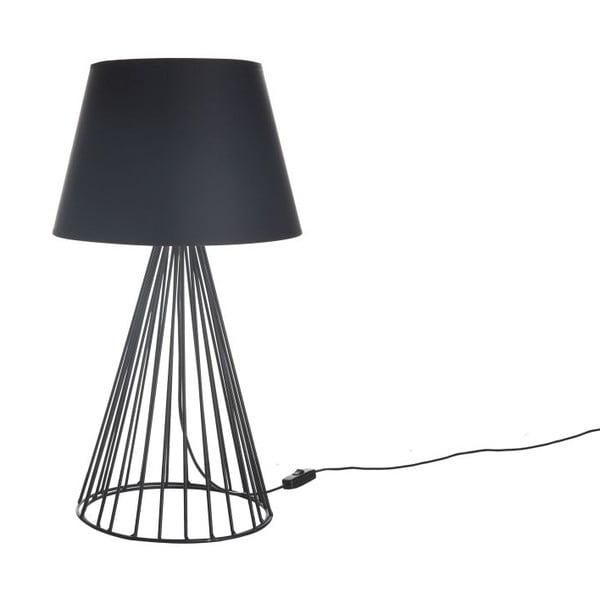 Stolová lampa Wiry Black/Black