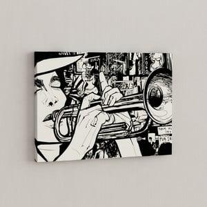Obraz Hudba lieči, 50x70 cm