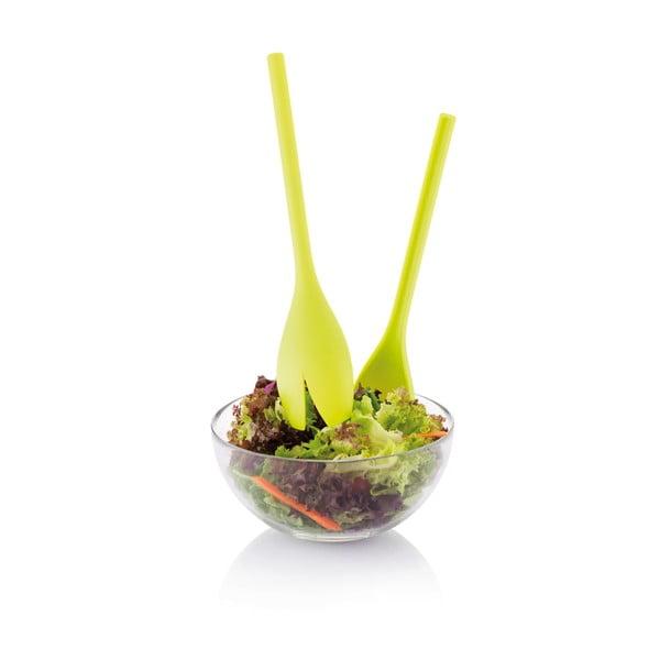 Zelená sada na šalát XDDesign Tulip