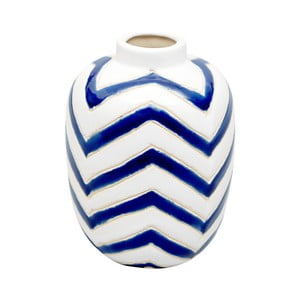 Kameninová ručne maľovaná váza a'miou home Kalliopi