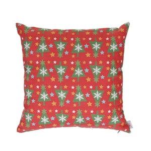 Vianočná obliečka na vankúš Apolena Shine Deco, 43 x 43 cm