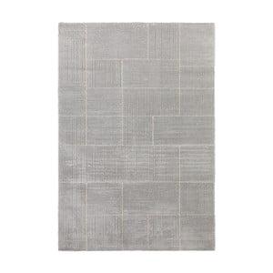 Svetlosivý koberec Elle Decor Glow Castres, 160 x 230 cm