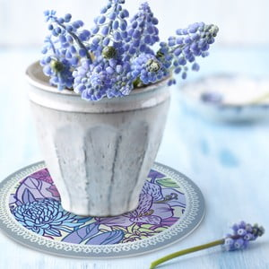 Sada 2 prestieraní Lavender