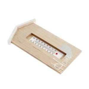 Nástenný drevený teplomer Dakls Ruseno
