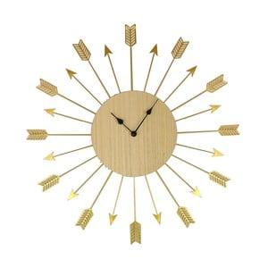 Nástenné hodiny Maiko Flechas, ⌀ 49 cm