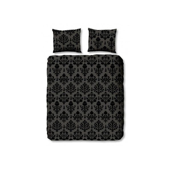 Obliečky Retro Black, 140x200 cm