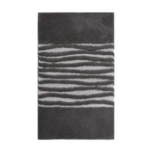 Koupelnová předložka Morgan Dark Grey, 60x100 cm