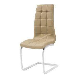 Jedálenská stolička Sohl, béžová