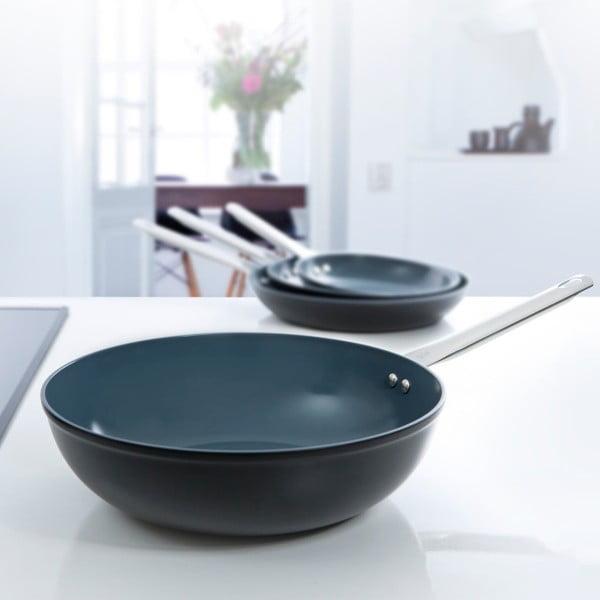 Wok panvica BK Cookware Induction Ceramic, 30cm