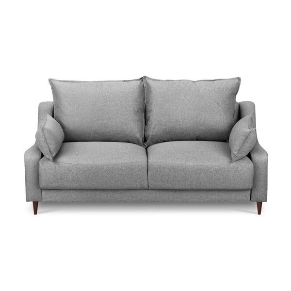 Sivá dvojmiestna pohovka Mazzini Sofas Ancolie