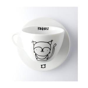 Hrnček na kávu Lynx, 200 ml