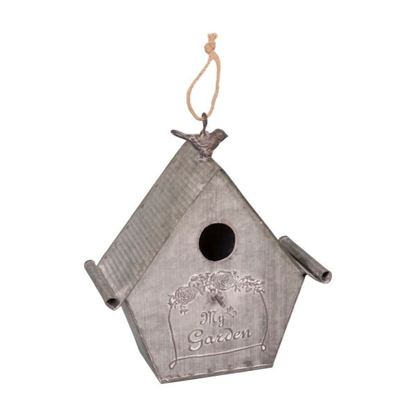Kovová vtáčia búdka Antic Line My Garden My House