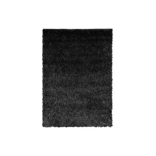 Koberec Grip Black, 140x200 cm
