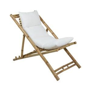 Bambusové ležadlo s vankúšom na sedenie Santiago Pons