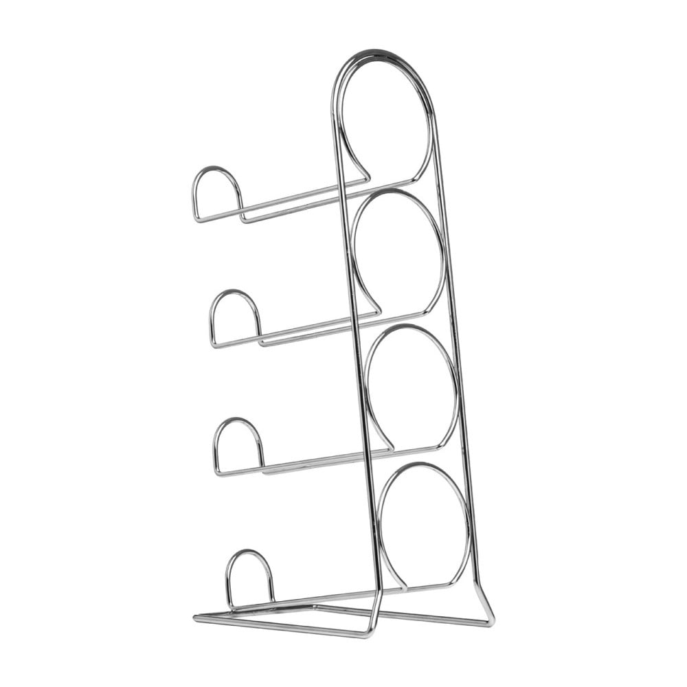 Stojan na fľaše Premier Housewares Chrome Wine Rack