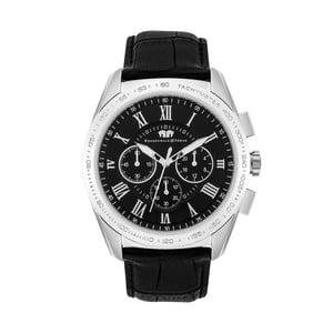 Pánske hodinky Rhodenwald&Söhne Jaxson Black/Silver