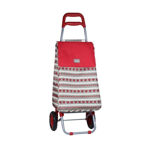 Pojazdná nákupná taška Sabichi Home Bistro