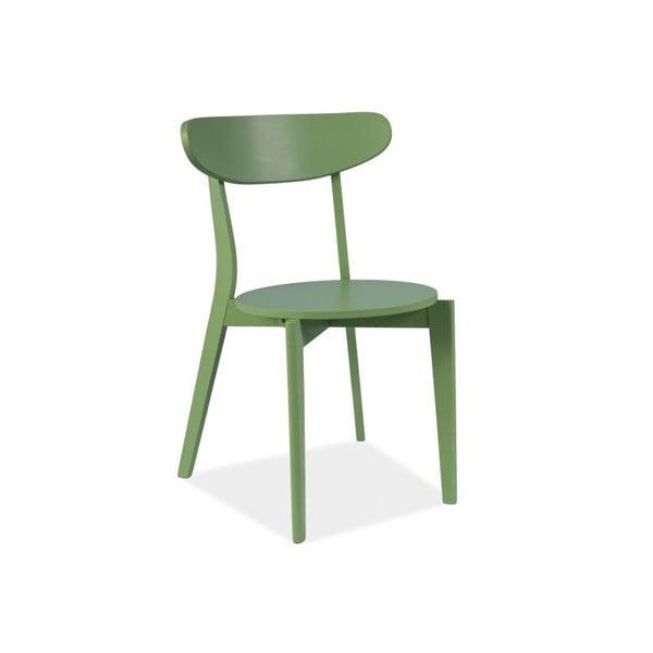 Stolička Coral, zelená