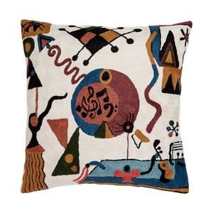 Obliečka na vankúš Kandinsky Jazz, 45x45 cm
