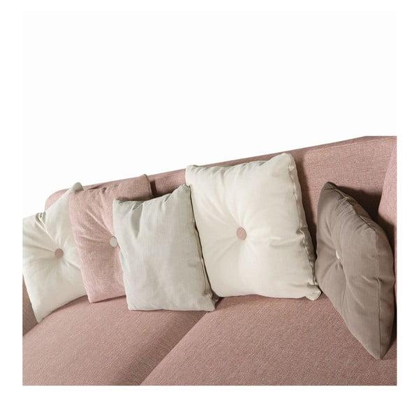 Pohovka pre troch Poppy Divine Pink