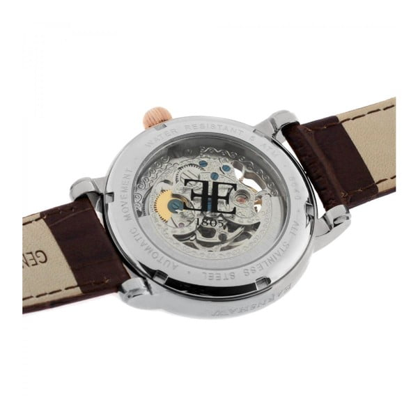 Pánske hodinky Thomas Earnshaw Longcase Brown