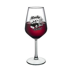 Pohár na víno Vivas Strike, 345 ml