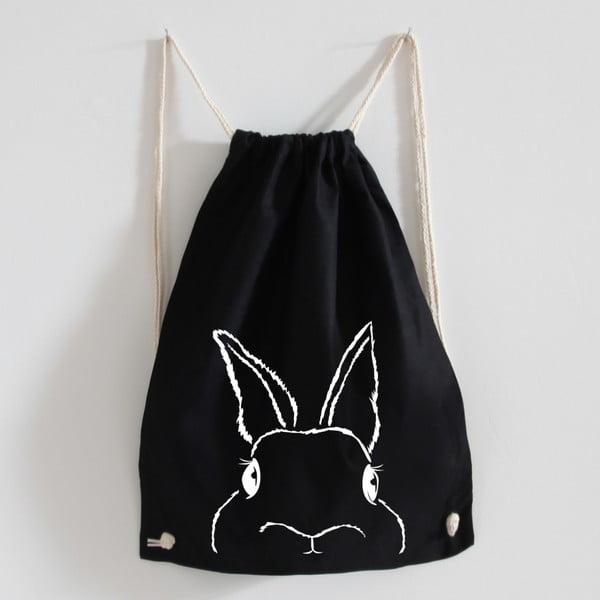 Plátený batoh Hasi Black